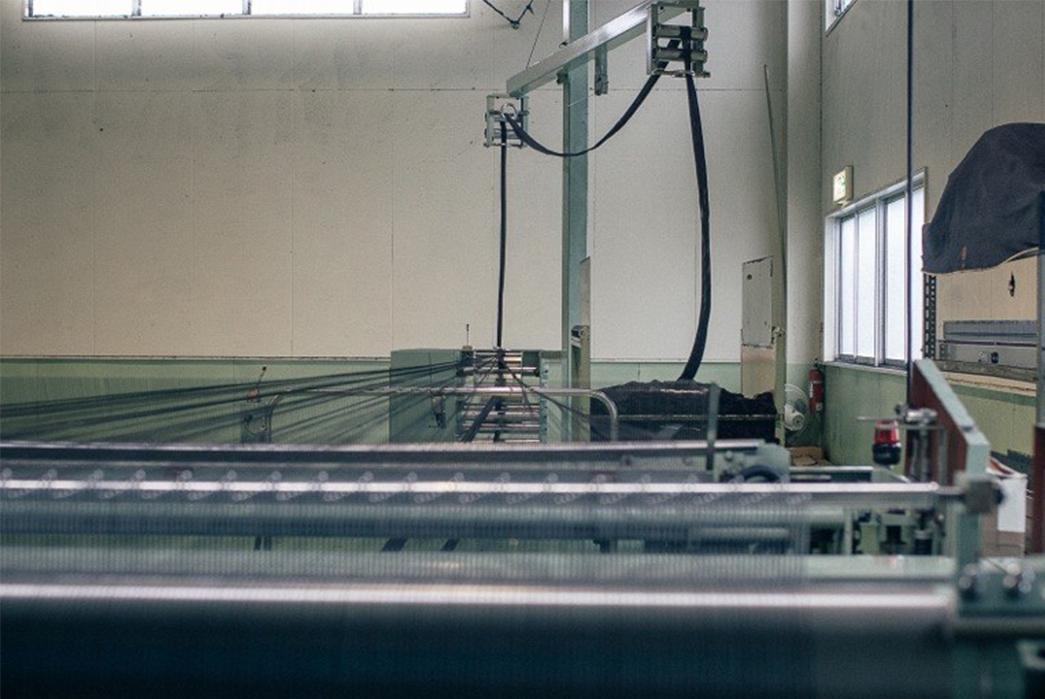 3sixteens-tour-of-kuroki-mills-denim-from-start-to-finish-rollers-on-machines