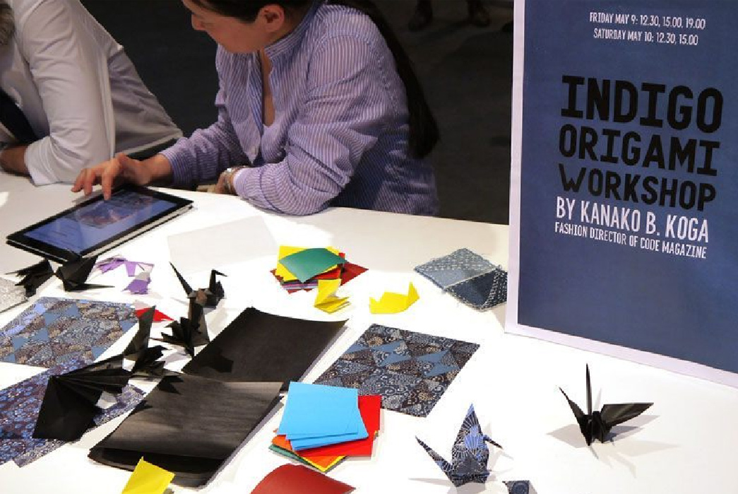 amsterdam-denim-days-2014-part-ii-blueprint-and-moreblack-indigo-origami-workshop
