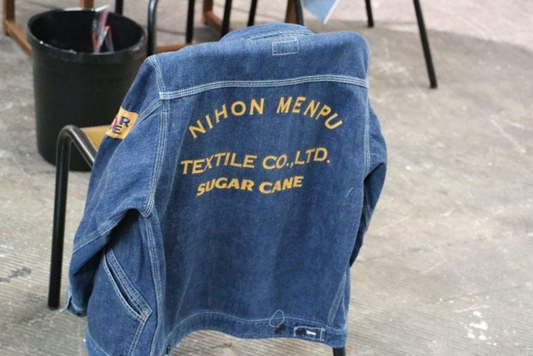 Denim by PV Part I: Kuroki and Nihon Menpu Mills