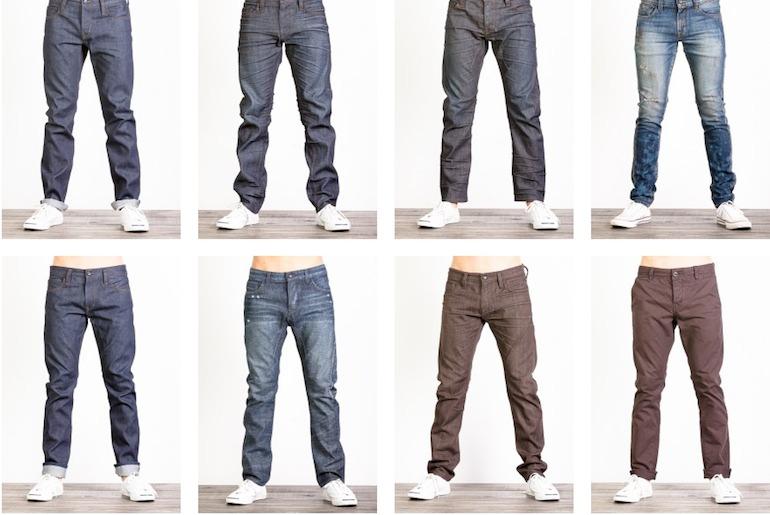 !iTEM Denim – LA's Fashion Forward Raws