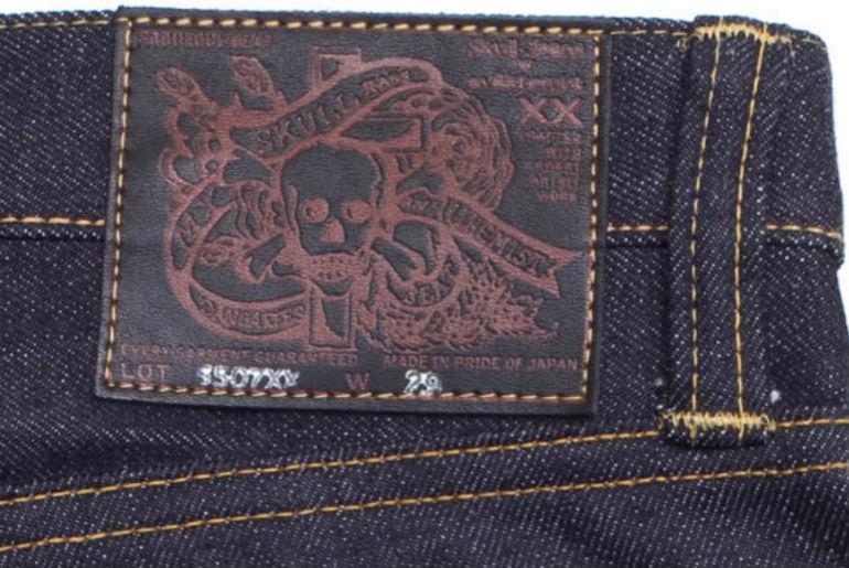 skull 5507 patch