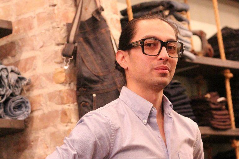 Bahzad Trinos of Naked & Famous: Denim Innovation Pt. 3