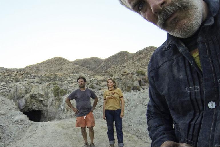 Cory, Mike and Charla Harris