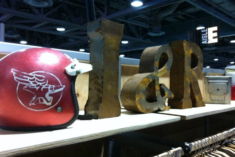 iron letters