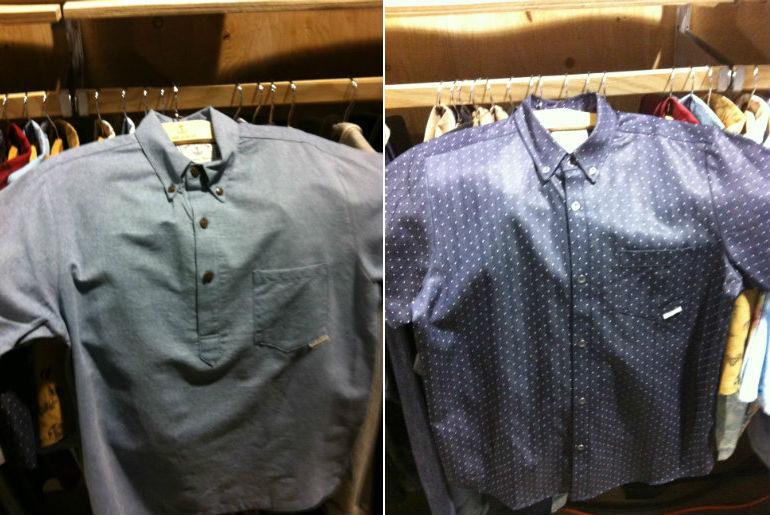 iron shirts