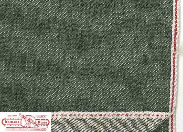 moshin kaihara green