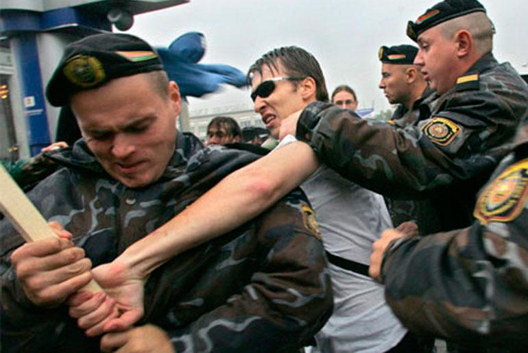 Remembering Belarus's Denim Revolution