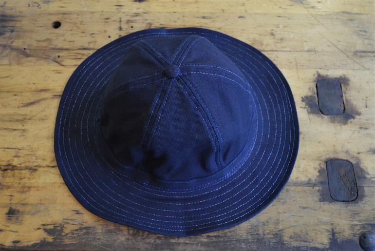 Left Field Daisy Mae Raw Denim Bucket Hats – Just Released