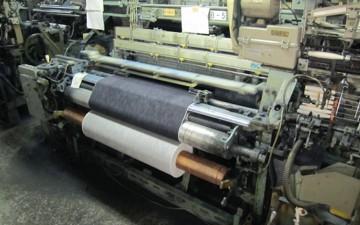 Vintage Shuttle Loom