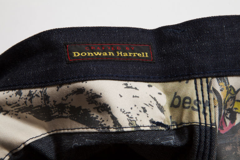 Donwan Harrell x Lee 125th Anniversary Collection