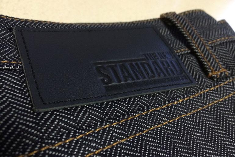 The New Standard Edition James Herringbone Selvedge – Denim Review