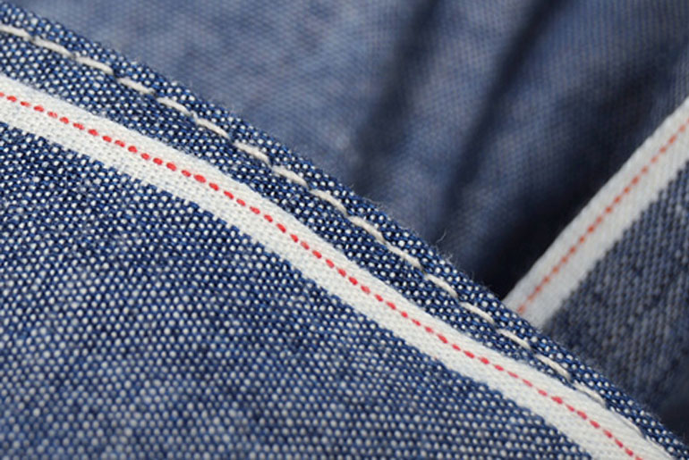 Textile Tales: Chambray