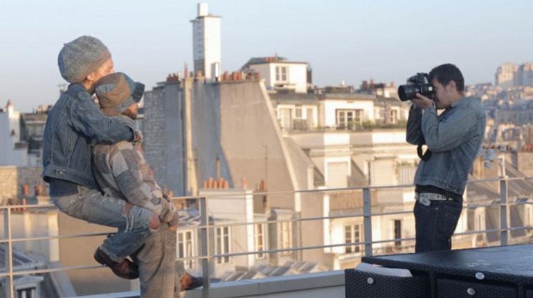 Kvatek shooting in Paris, France