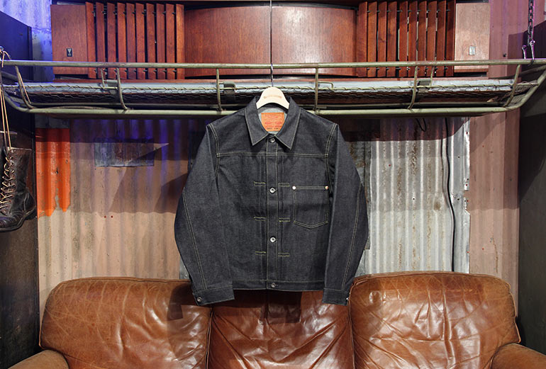 THE REAL McCOY'S Lot. 003J WWII Replica Denim Jacket – Coming Soon