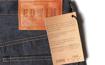 Edwin Japan x Edwin Europe Collab