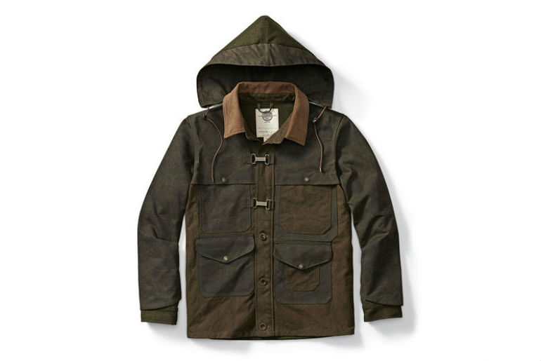 Nigel Cabourn X Filson Work Cape Jacket Review
