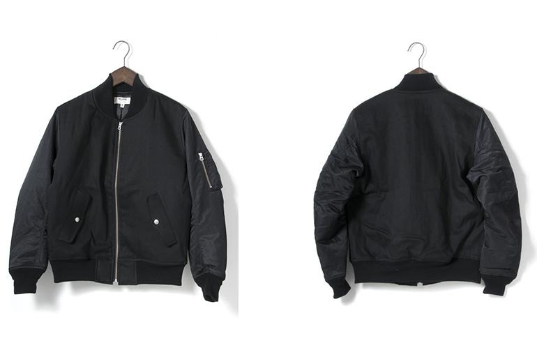 Big John Denim MA-1 Jacket – Just Released