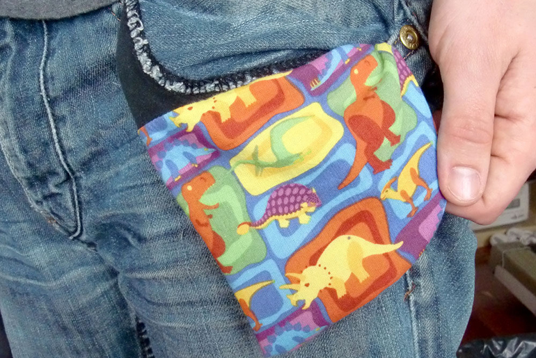 How to Repair Pocket Bag Blowouts