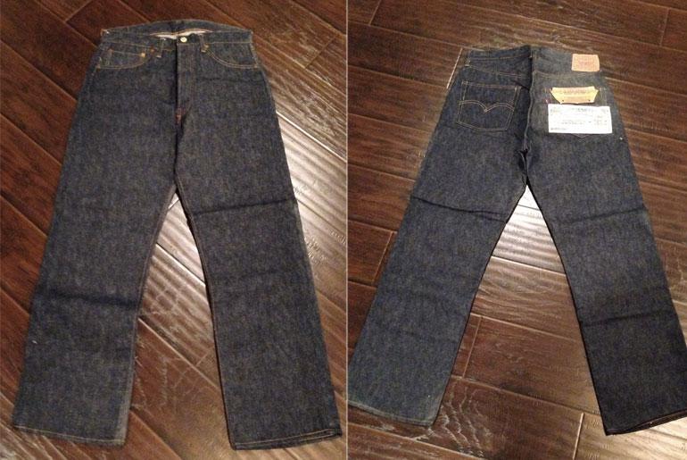 $5K+-Vintage-Levi's-501-Big-'E'-XX-On-Ebay-Front-Back