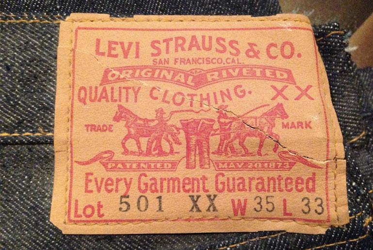 $5K+-Vintage-Levi's-501-Big-'E'-XX-On-Ebay-Patch