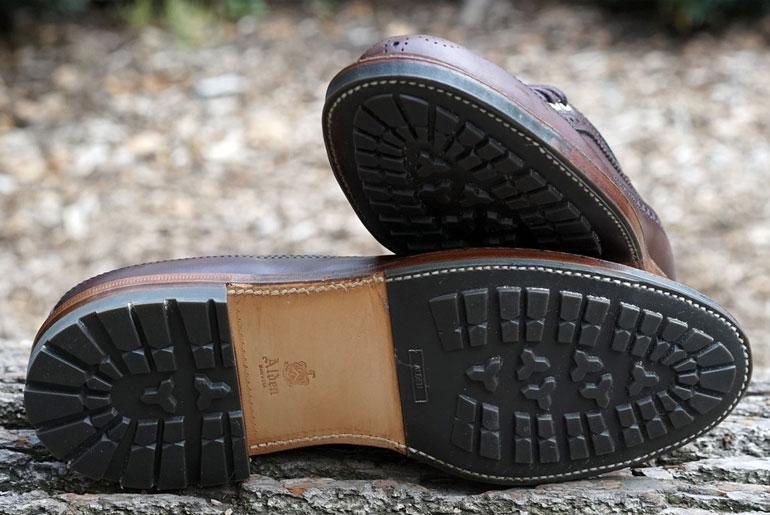 Alden-Innsbruck-Chromexcel-Longwing-Leather-Shoe-Bottom