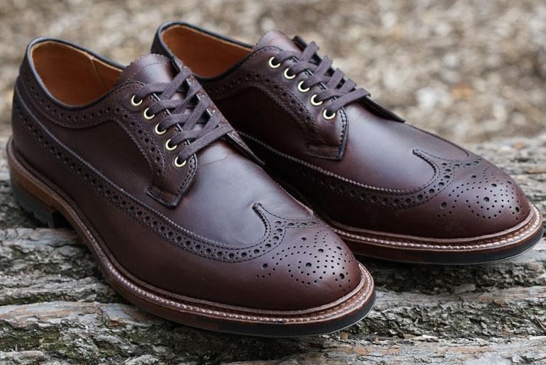 Alden-Innsbruck-Chromexcel-Longwing-Leather-Shoe-Front