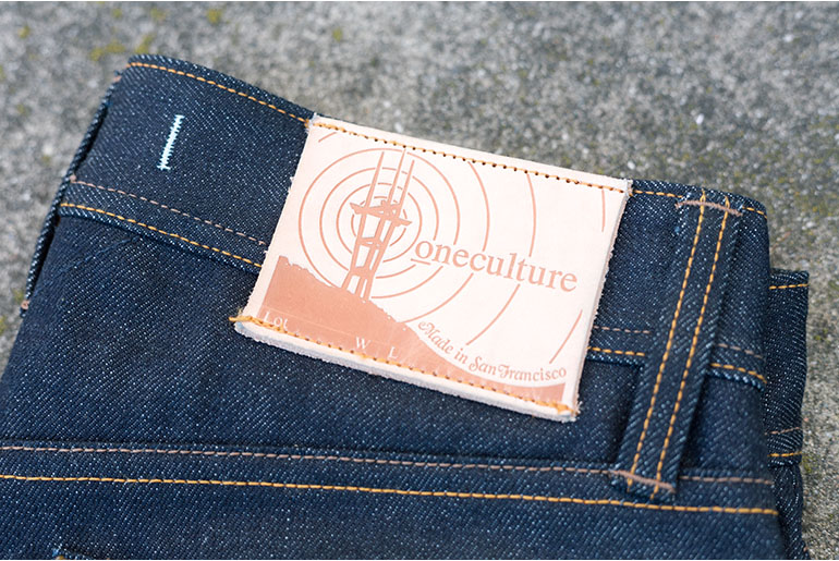 Oneculture Denim – Not Just Another Jean Brand from San Francisco
