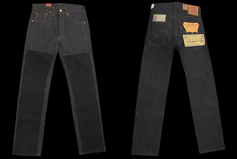 Levi's-Vintage-Clothing-Unionmade-5th-Anniverary-1947-501-Jeans-Front-Back