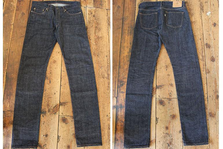 Japan Blue Cote d'Ivoire Cotton Jeans – Just Released
