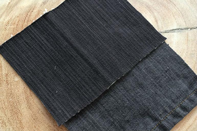 Gustin Charcoal Organic Hemp 60% cotton 40% Hemp
