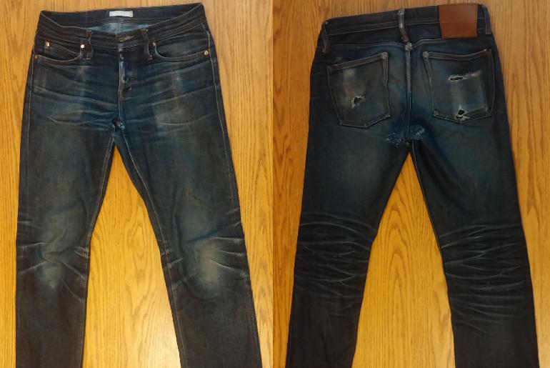 Fade Friday – Unbranded UB101 (1 year, 0 soaks, 2 washes)