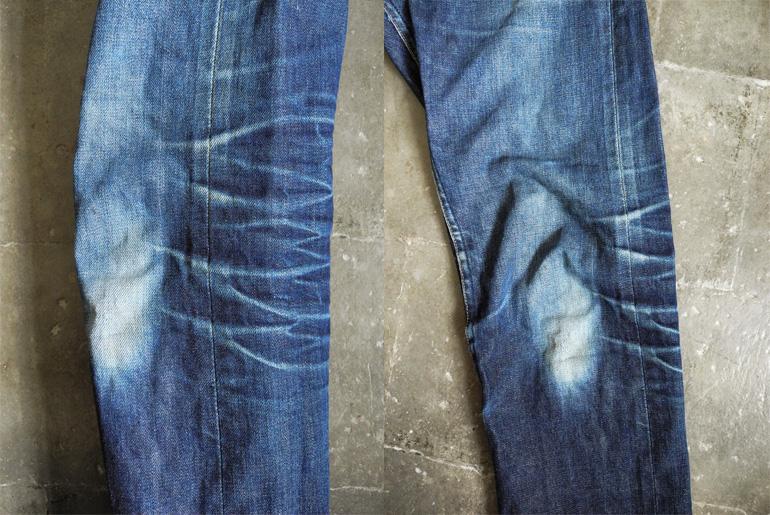 Fade of the Day – Companion Denim Joel 01 C (1 Year, 1 Wash)