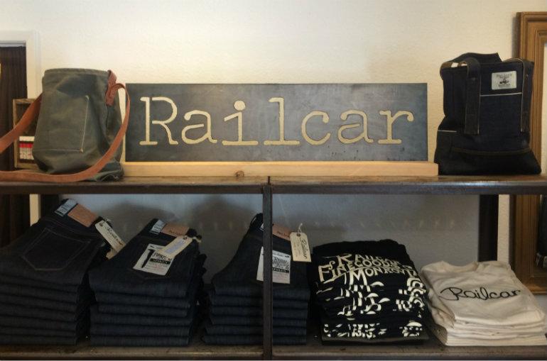 railcar rack