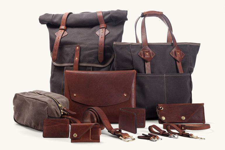 Tanner Goods Chestnut Dublin Collection