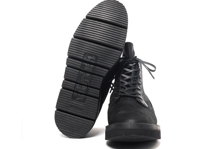 Cypress x Viberg Rubberized Gloxy Sole Scout Boot