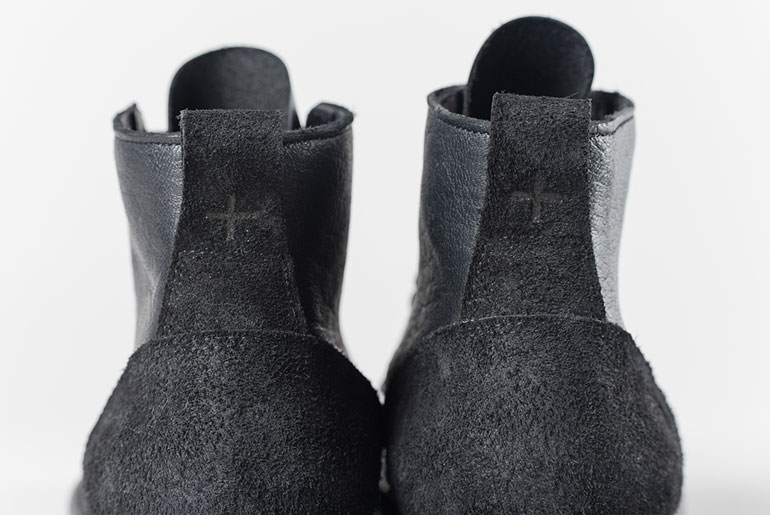 Viberg x Wings + Horns Ten Year Project Service Boot