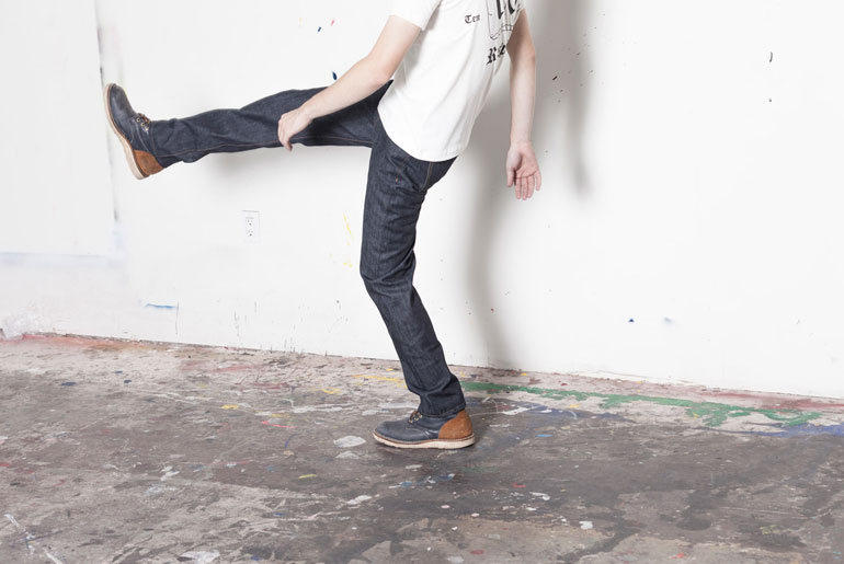 3sixteen CT Classic Tapered Fit Jean