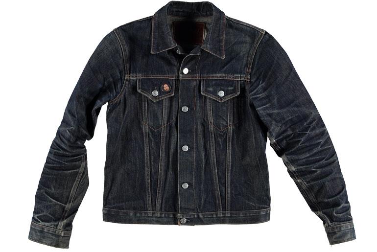 Fade Friday – Jean Shop Denim Jacket (7 years, 1 soak, 0 washes)