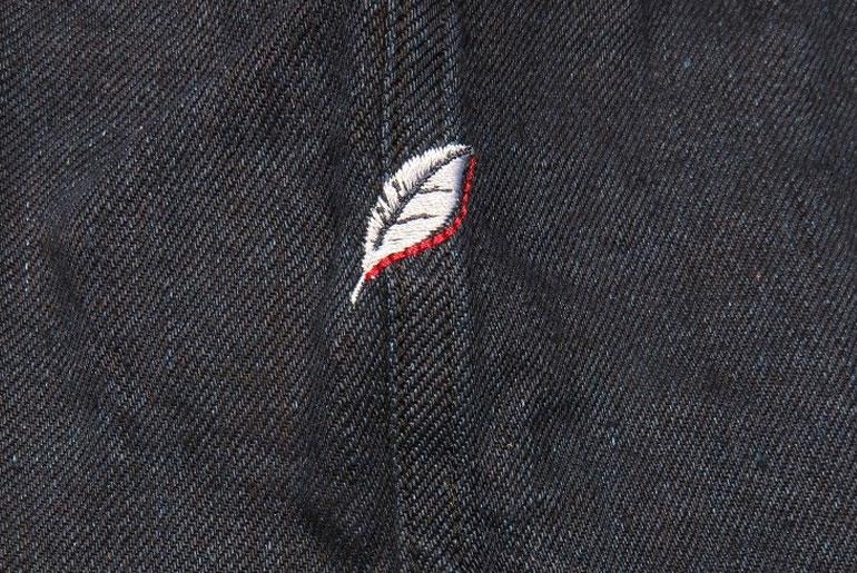 Pure Blue Japan Indigo Linen Work Shirts