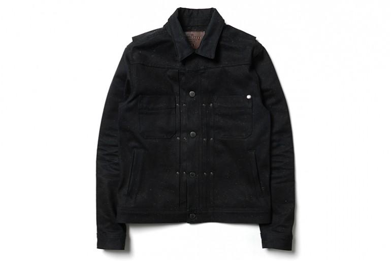 Freenote Denim Jacket Front Flat</a>