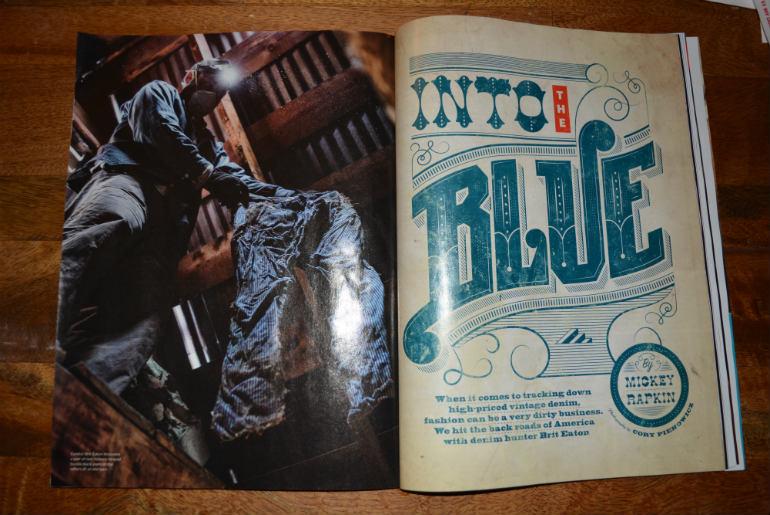Denim Hunter Brit Eaton and Photographer Cory Piehowicz Featured Playboy