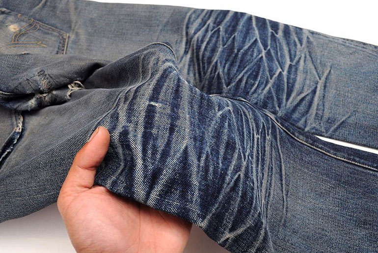 Fade Friday – The Flat Head 1001 (4 years and 2 months, 4 washes, 9 soaks)