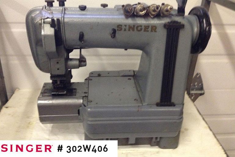 Singer 302W406