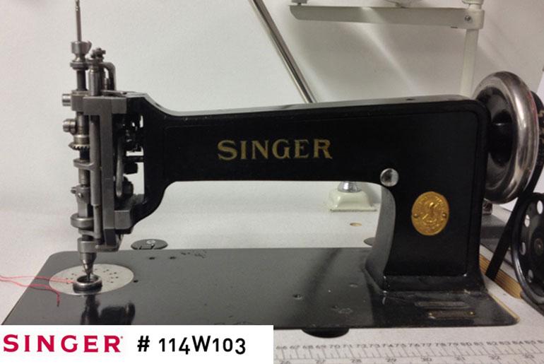Singer #114W103