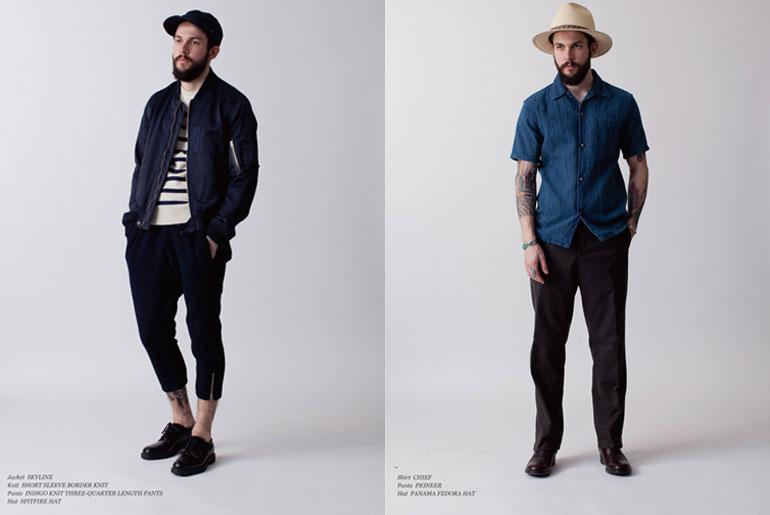 Stevenson Overall Co. Spring/Summer 15 Lookbook
