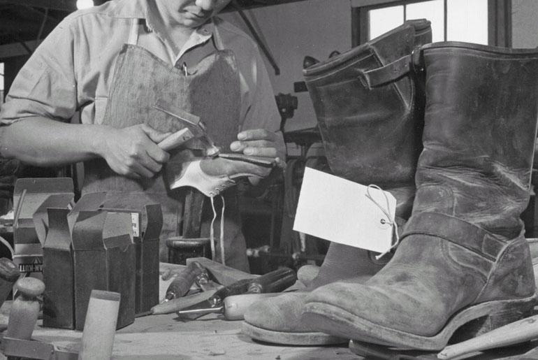 The History of Engineer Boots with John Lofgren