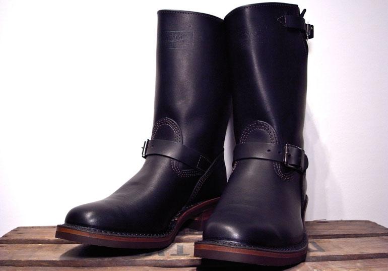 Wesco Engineer Boots