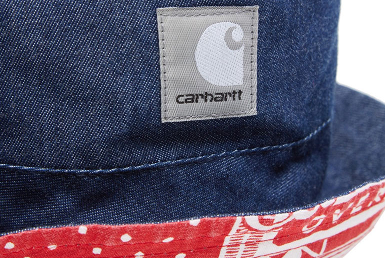 Carhartt x Slam Jam 'Boom Town Slickers' Denim Collection