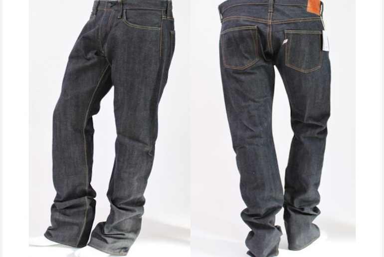 Fade of the Day – Pure Blue Japan xx-011 (7 months, 1 wash)