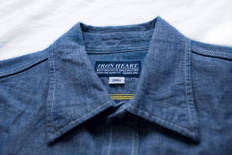 Iron Heart Chambray Shirt